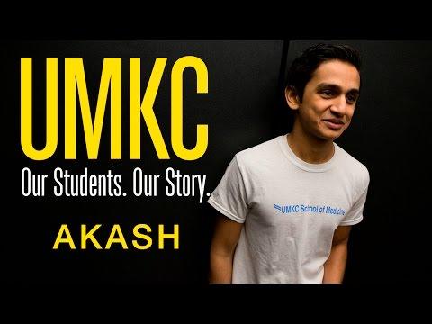 Akash UMKC Student Storytelling
