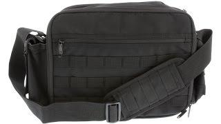 UTG Urban Messenger Bag Review - PVC-P318B