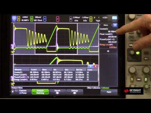 Evaluating Switching Power & Energy Losses