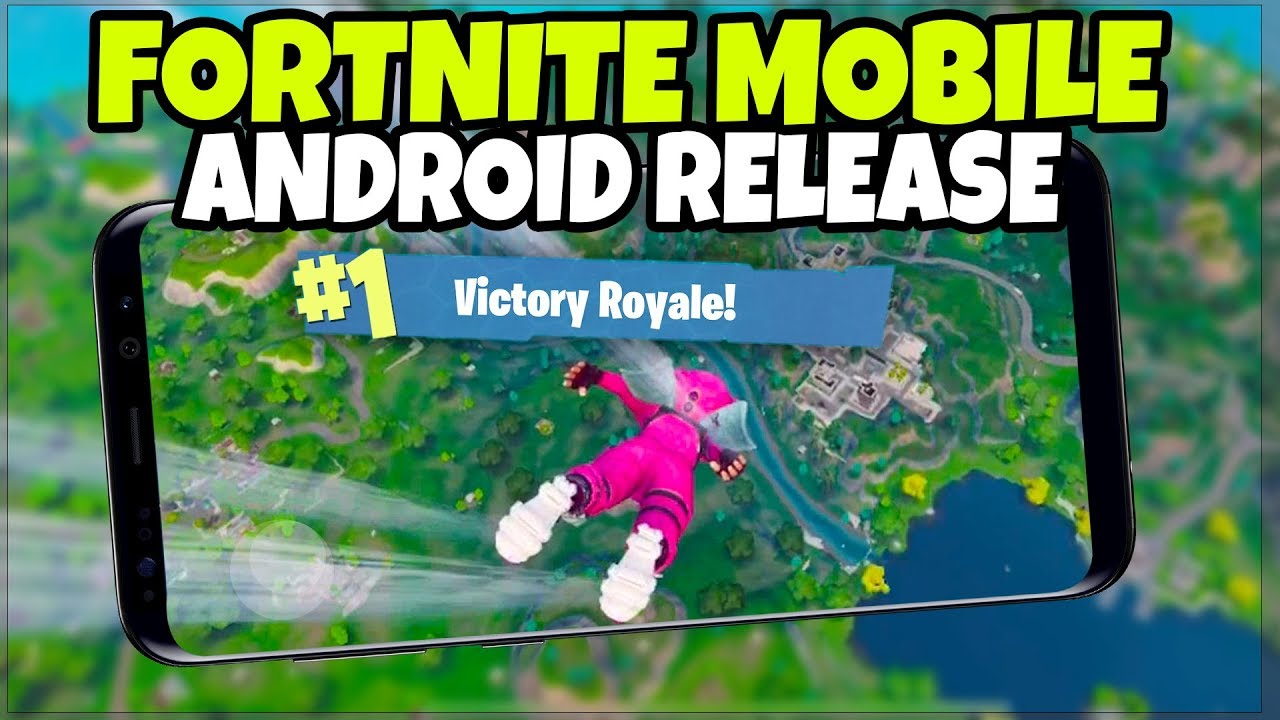 android fortnite release date