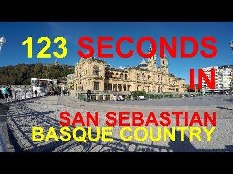 123 Seconds in San Sebastian