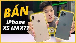 CÓ NÊN BÁN iPHONE XS MAX ĐỂ LÊN ĐỜI iPHONE 11 PRO MAX???