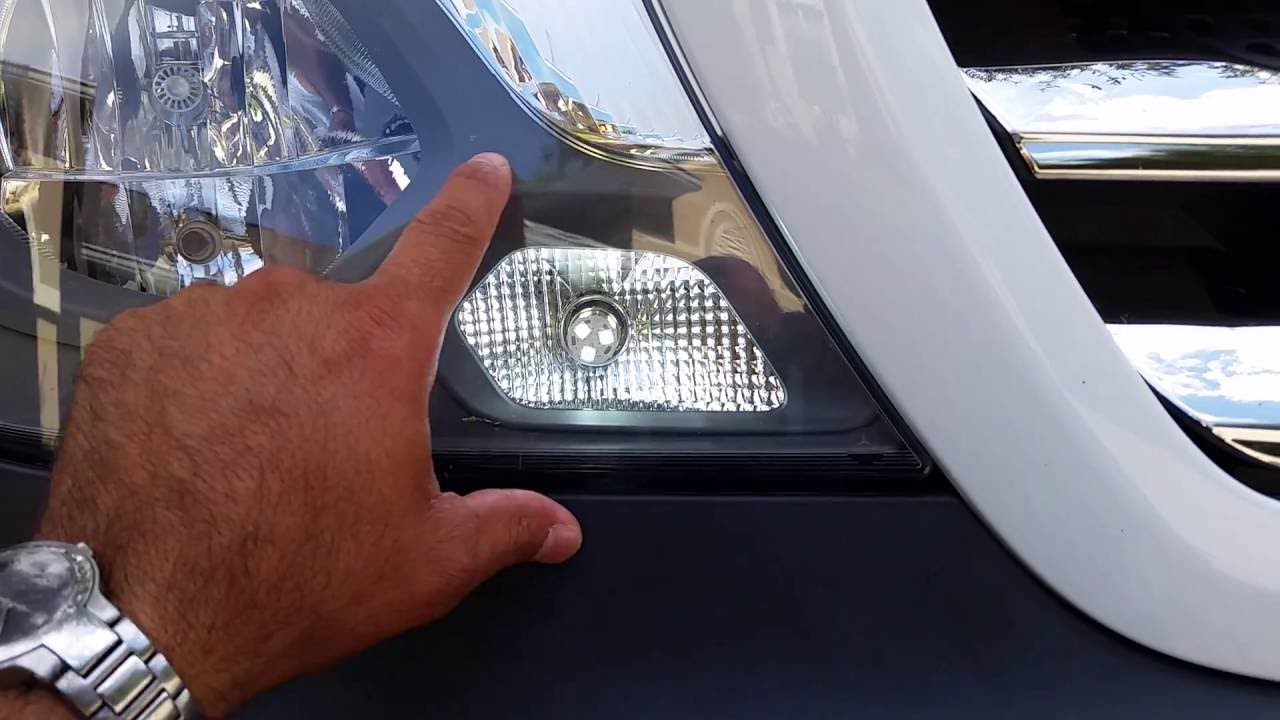 2014 Mercedes Sprinter Wiring Diagram Mercedes Sprinter Led Daytime Running Lights Youtube