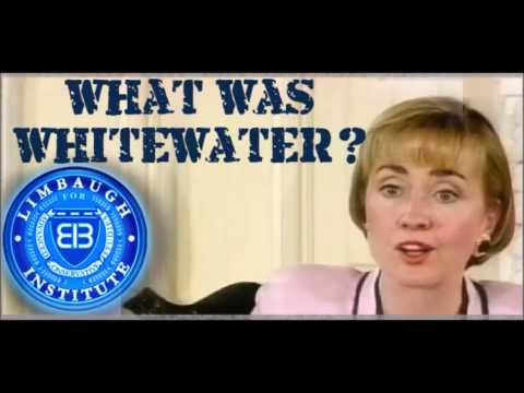 Whitewater Scandal For Dummies (Rush Limbaugh)