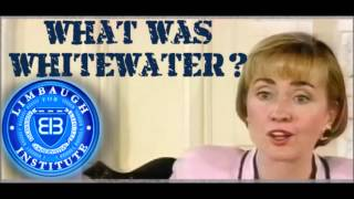 Whitewater Scandal For Dummies (Rush Limbaugh)