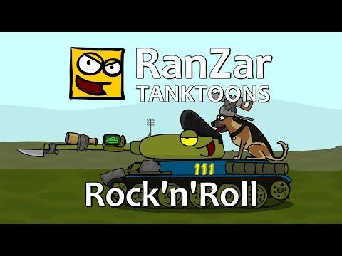 Tanktoon: Rock'n'Roll. RanZar