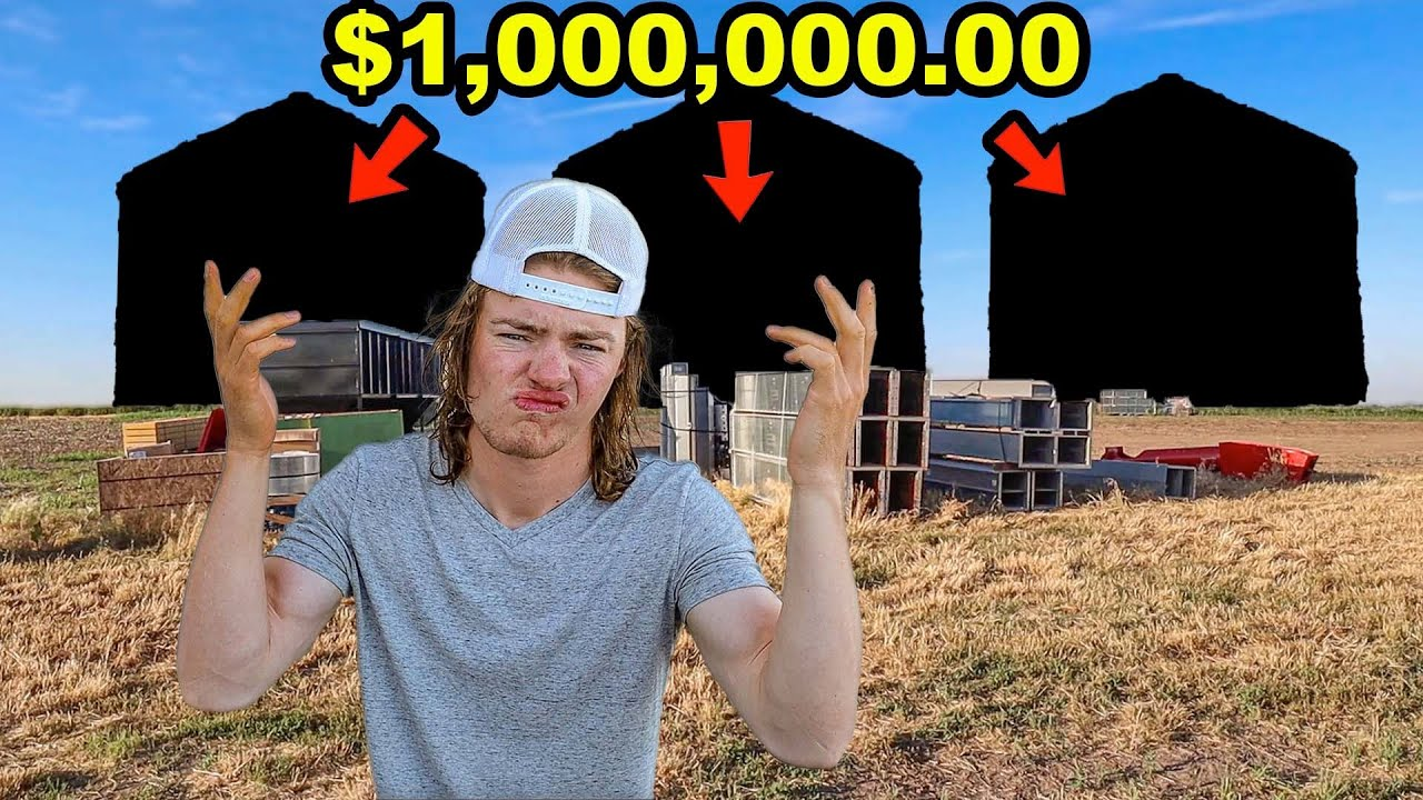 Is The $1M Bin Site Going To Bankrupt The Farm?