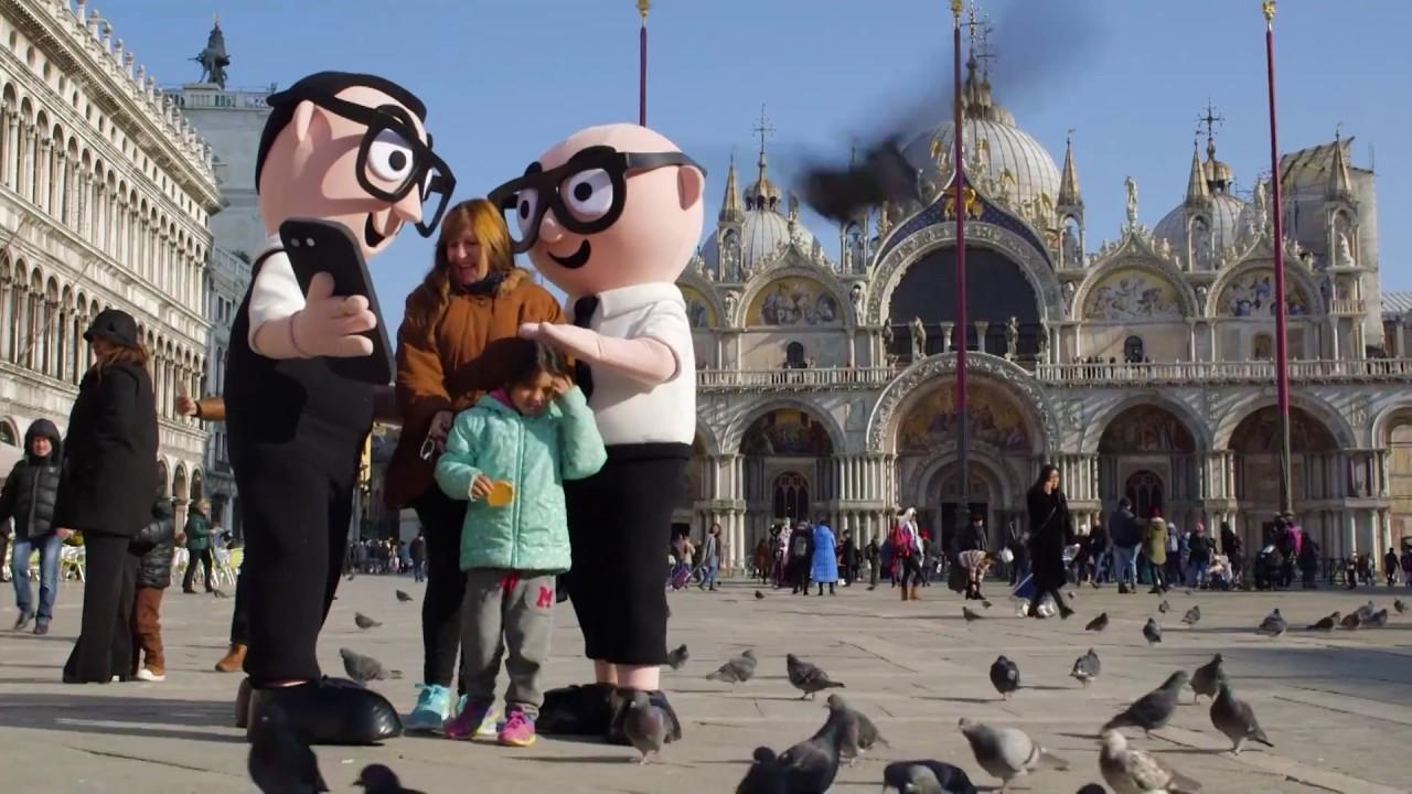 #DGClone auf der ganzen Welt - Venedig