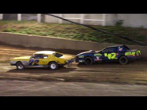 Pure Stock Heat Two | Old Bradford Speedway | 9-14-18