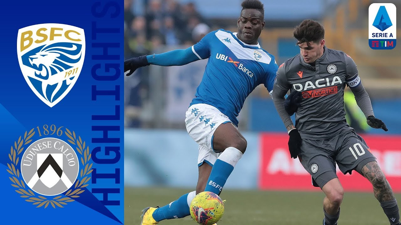 Brescia 1-1 Udinese | Late De Paul Goal Rescues Draw for Udinese in Extra-Time!  | Serie A TIM
