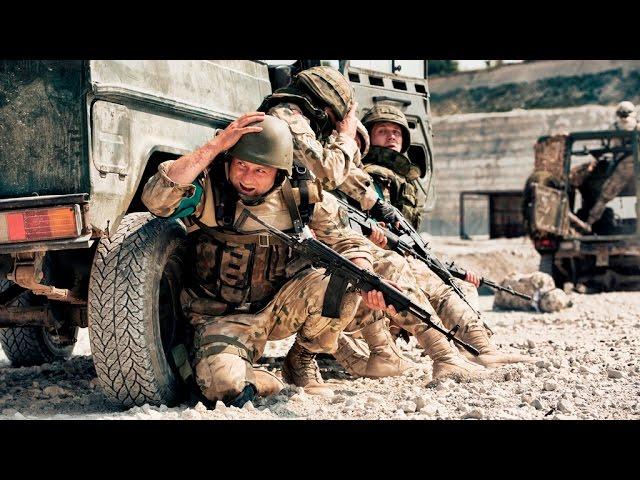 孤立したポーランド部隊の運命はいかに!?映画『4デイズ・イン・イラク』予告編