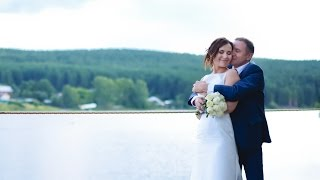 Ксения и Алексей. Wedding Day (by Yu.Ryabinichev)
