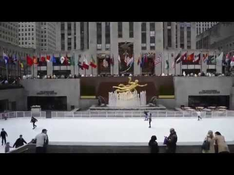 Rockefeller Center - Easter Celebrations & Skating Rink