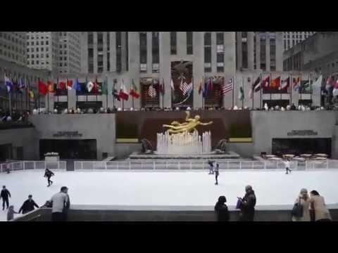 Rockefeller Center - Easter Celebrations & Skating Rink