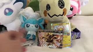 Huge Japan Haul! Pokemon Mega Tokyo Center Items, Plush, Cards and More!