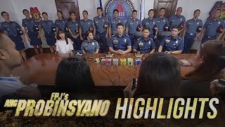 Cardo is praised for the success of Task Force Aguila in their mission | FPJ's Ang Probinsyano
