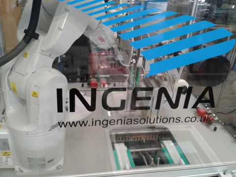 Ingenia Solutions Ltd - Our new cut coil and band system for larger tubes