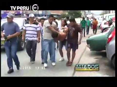 Grupo Terna captura a 'los malditos de Renovación' en La Victoria