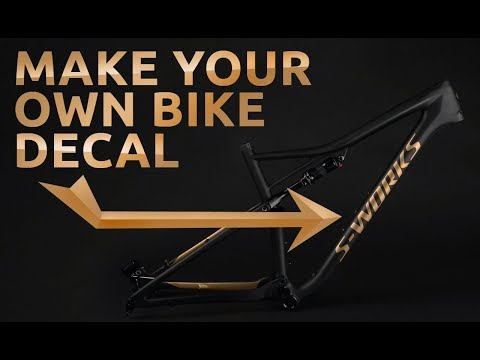 How to create bike decals