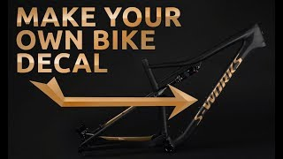 S-works Specialized decals Sticker Set road Bicycle Frame Cycling road bike viny