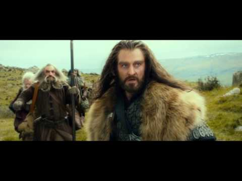 The Hobbit: An Unexpected Journey: Orc Chase Part I [HD]