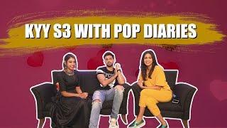 Exclusive Interview: Parth Samthaan, Niti Taylor And Kishwer Merchant   Kaisi Yeh Yaariyan Season 3