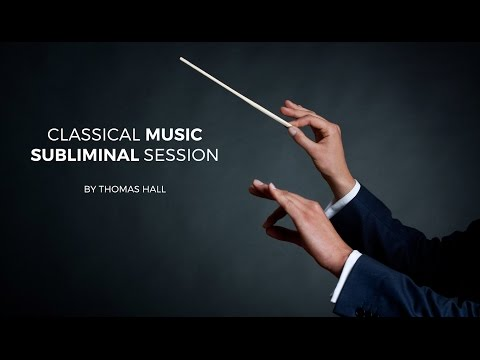 Freedom From Stage Fright - Classical Music Subliminal Session - By Thomas Hall