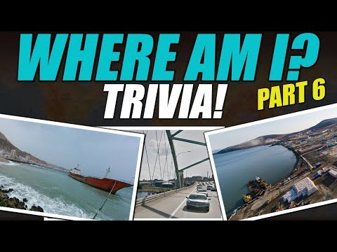 Where Am I? Trivia Part 6!