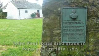 JOHN PAUL JONES - FATHER OF THE AMERICAN NAVY