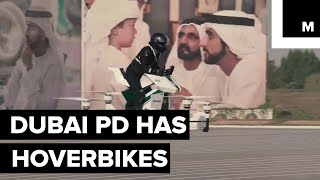 Dubai Police Now Have Hoverbikes