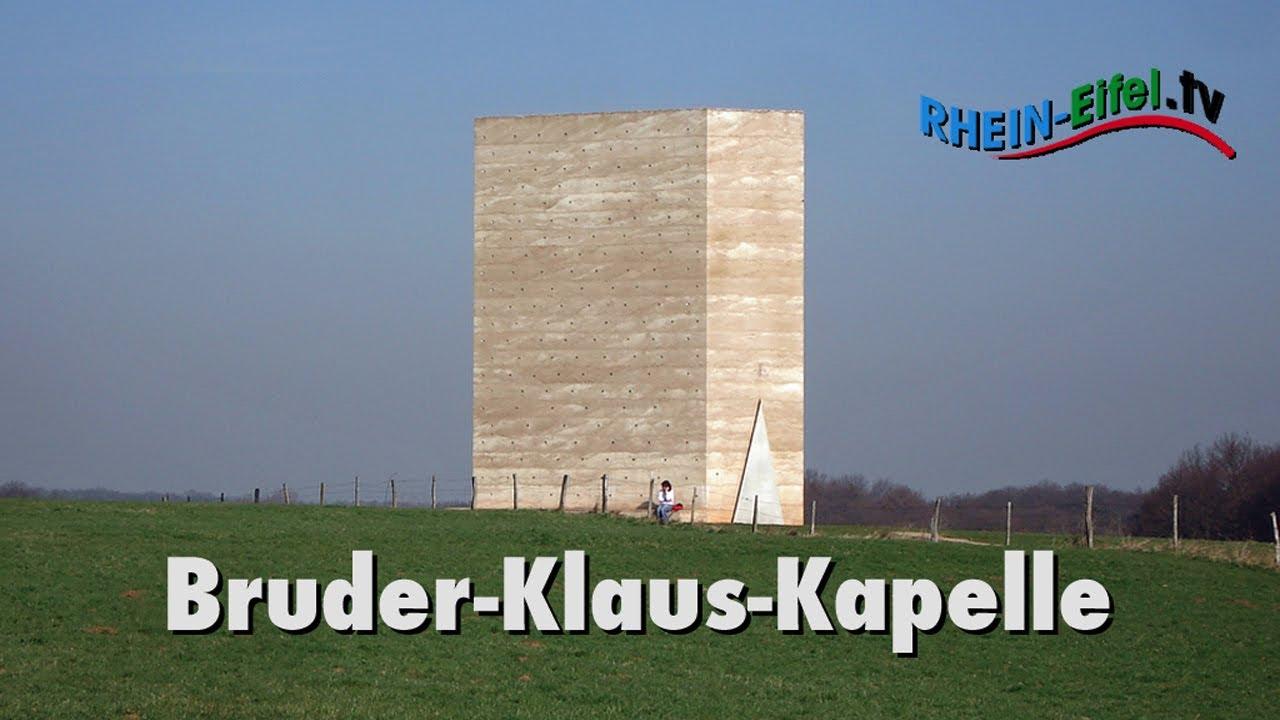 Bruder Klaus Kapelle Wachendorf