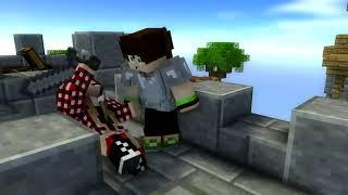 ♪ Phim Minecraft ♪ | ♪chiến tranh skywar ♪