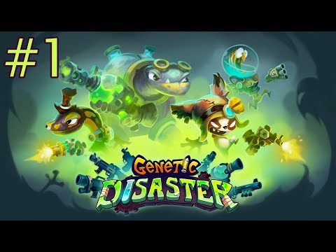 Genetic Disaster #1 [FR] En coop sur ce jeu de tir bien fun!