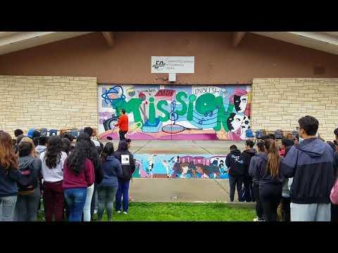 National School Walkout: Mission San Jose High School