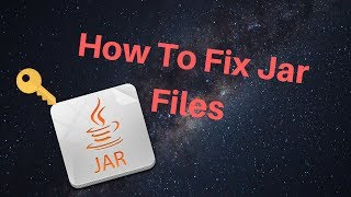 How to Fix corrupt jarfile - Easy Guide