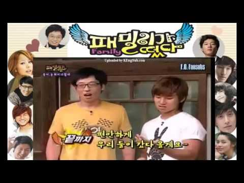 Dumb And Dumber Yoo Jae Suk Kang Daesung Lee Hyori Park Ye Jin Family Outing Funny