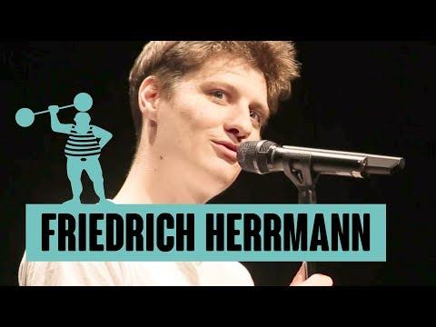 Friedrich Herrmann - Das erste Mal