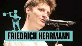 Friedrich Herrmann – Das erste Mal bei Poetry Slam TV