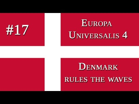 EU 4 - Denmark rules the waves - 17