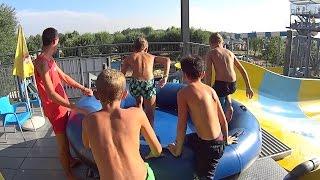 Best Water Slide at Ondaland Acquapark
