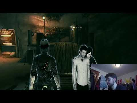Murdered Soul Suspect ep 1.5 technical errors |
