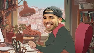 drake - money in the grave, but it's lo -fi hiphop (radio)