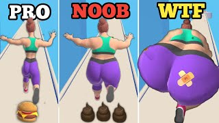 Moment funny in fat 2 Fit game || fat 2 fit gameplays (android - ios) screenshot 2