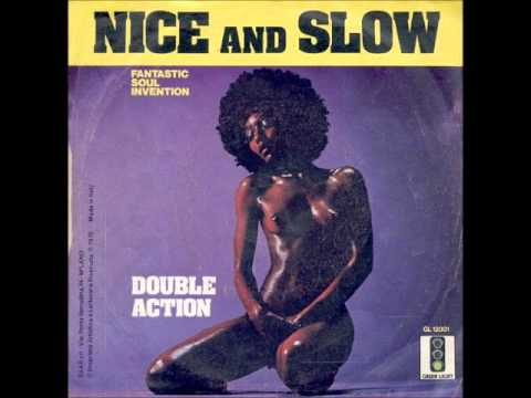 ♪ The Fantastic Soul Invention  - Double Action   1976