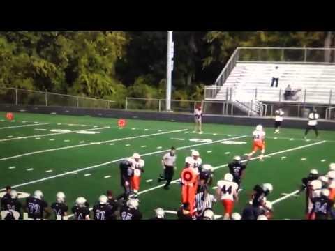 Willie Byrd (2018) Long Reach High school