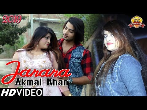 #janana---akmal-khan---latest-super-hit-song-2019---wattakhel-production-official-video-2019