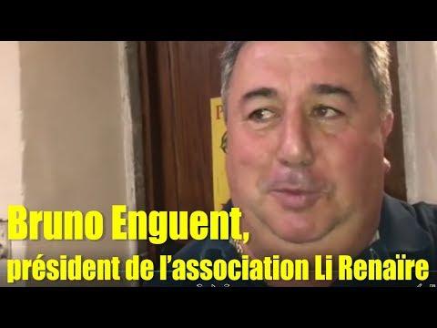 sem46 14nov   Li Renaïre   changement du président club de pétanque de Buis les Baronnies