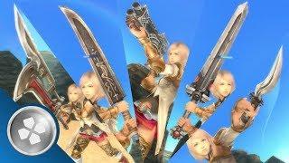 Final Fantasy XII - IZJS: Armas Perdidas nos Arquivos e Muito Mais!