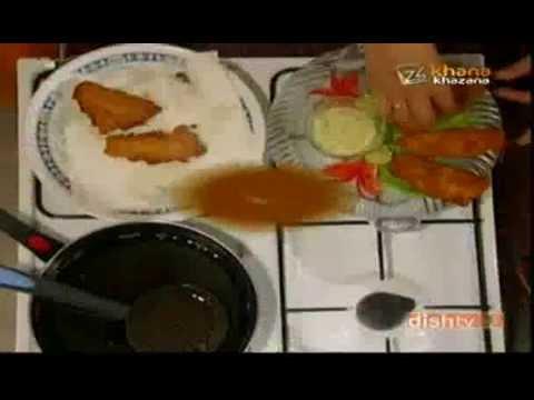 Fried Fish With Tartar Sauce - Milind Sovani - High On Food