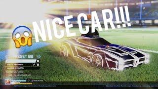 best rocket league car designs! (part 2)